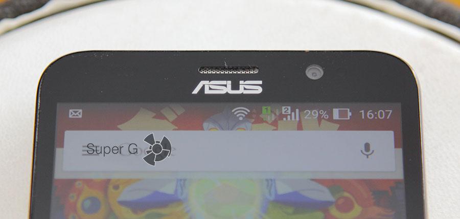 Фронтальная камера Asus Zenfone 2 ZE550ML