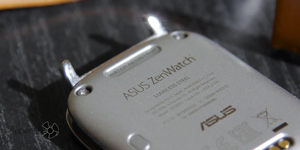 Умные часы Asus Zenwatch. Цена, отзывы, купить