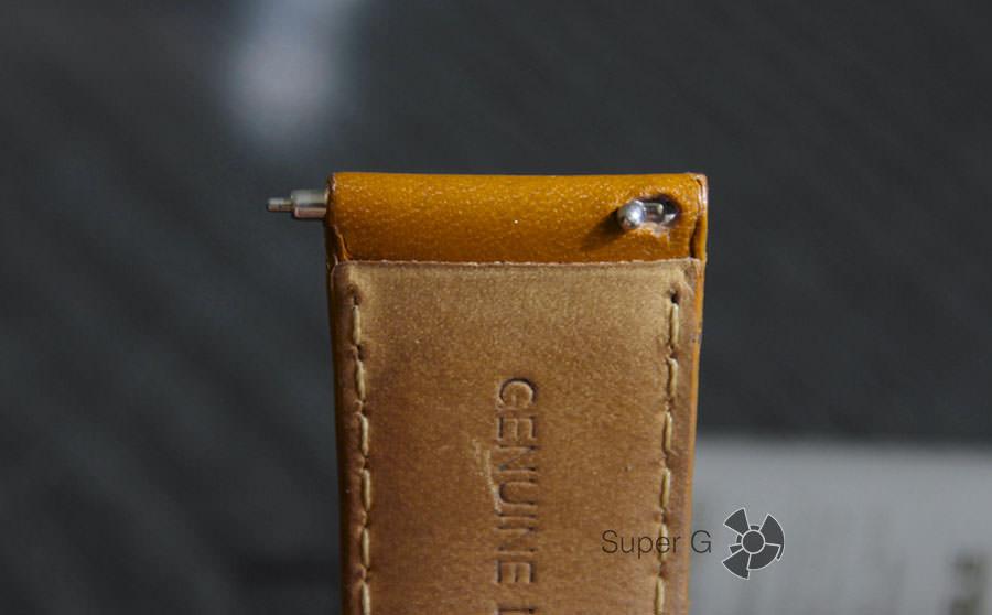 Как сменить ремешок Asus Zenwatch