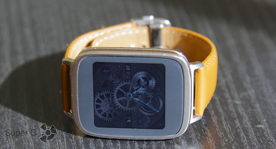 Дисплей Asus Zenwatch