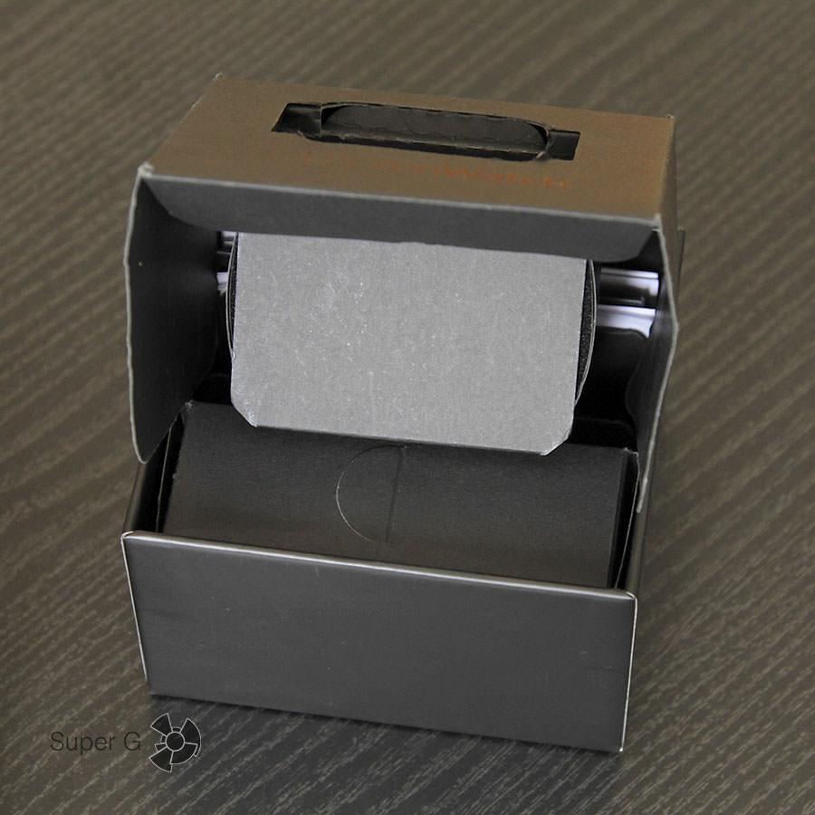 Распаковка - это одно, а вот собрать коробку обратно - дело не из простых
