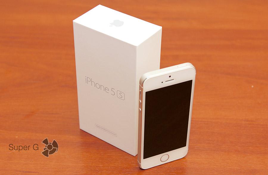 iPhone 5S как новый. Отзывы и цены