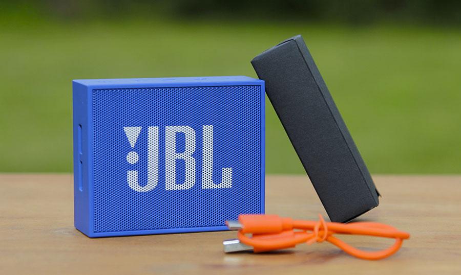 Комплектация JBL GO