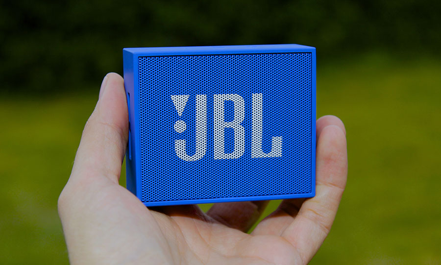Лицевая сторона JBL GO