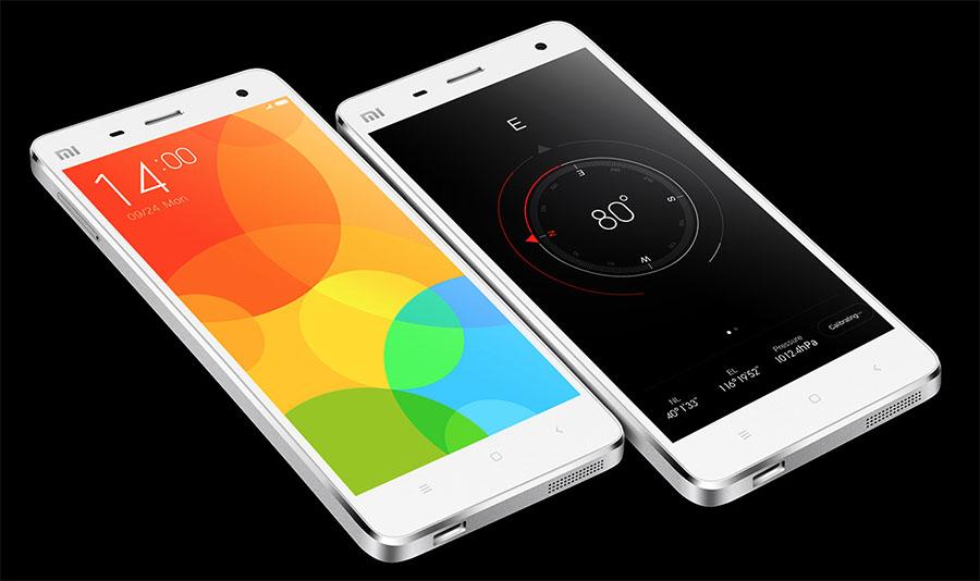 Xiaomi Mi4 в металлической корпусе