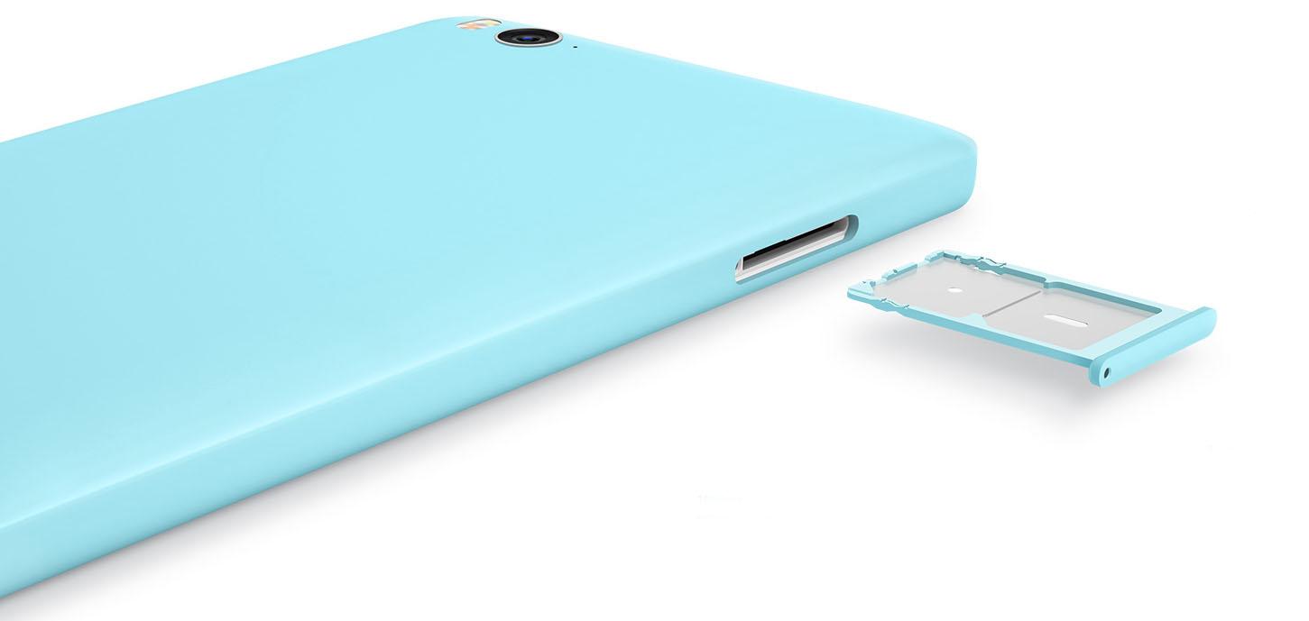 Xiaomi Mi4i две SIM-карты формата Micro