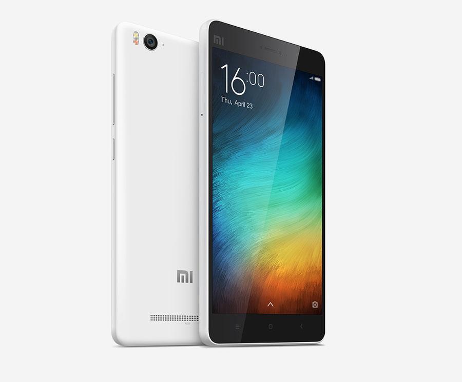 Xiaomi Mi4i White Белый