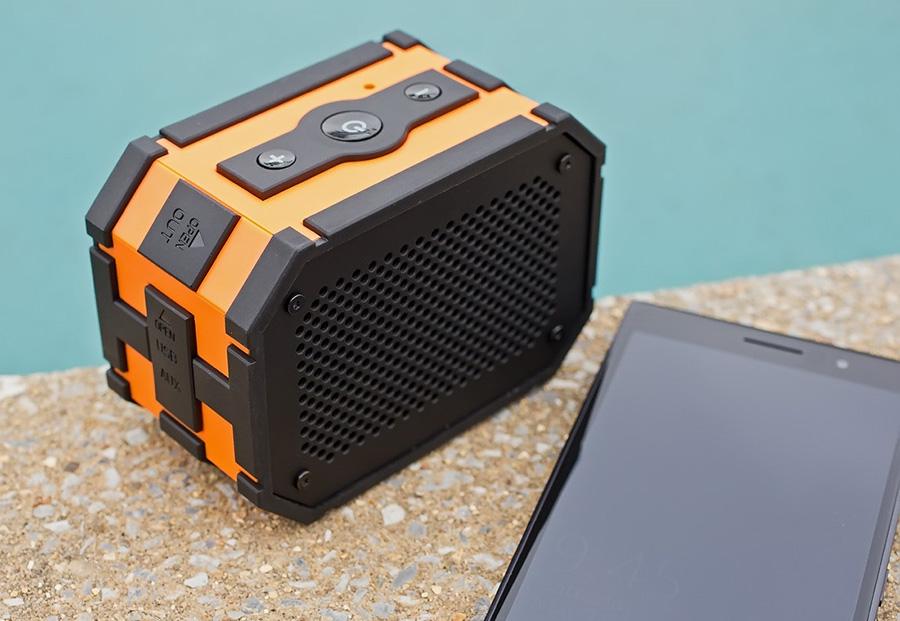 Беспроводная колонка Mpow Armor Bluetooth Speaker