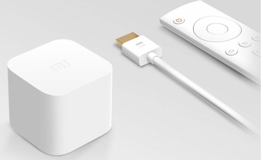 Комплектация Xiaomi Mi Box Mini