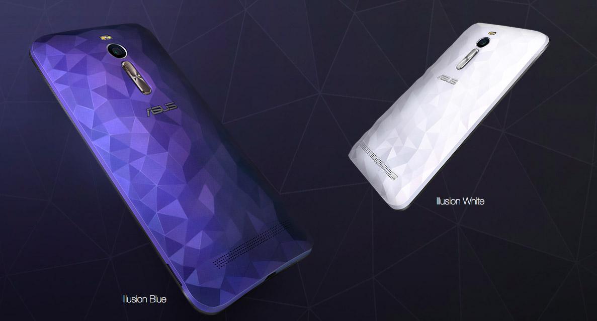 Новость про Asus Zenfone 2 ZE551 Blue White (Белый)