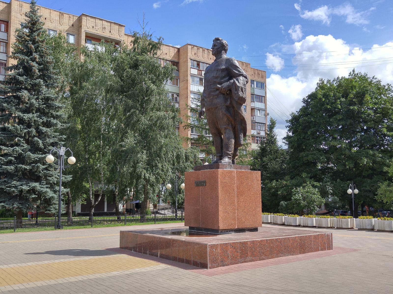 Памятник Кирову (Снято на LG G4)