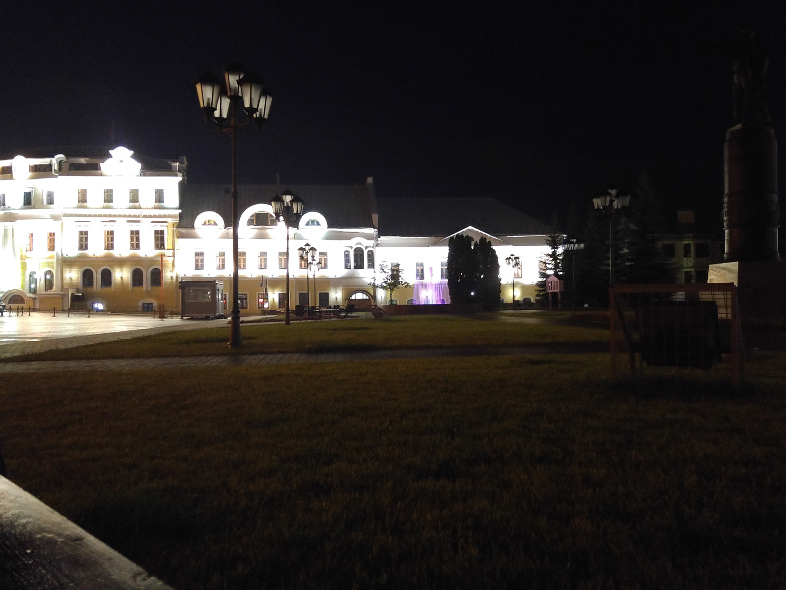 Ночной кадр (LG G4)