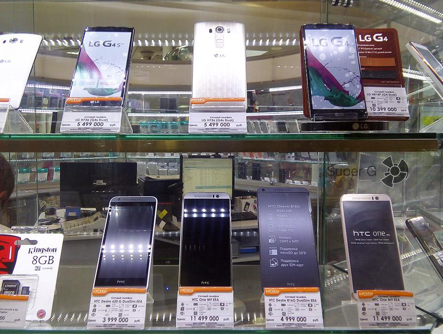 Смартфон LG G4 в Минске. Где купить.