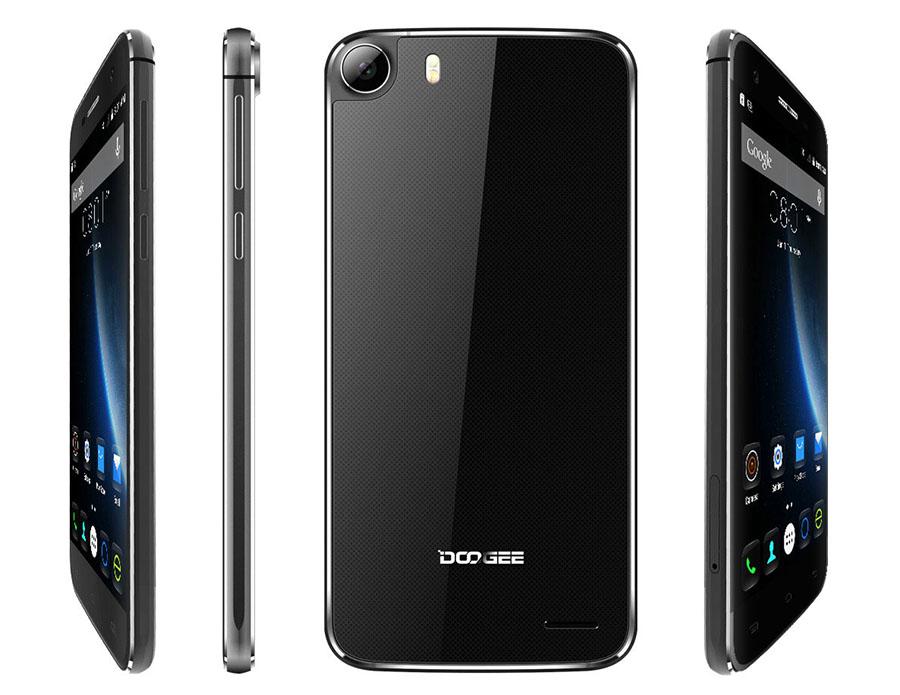 DOOGEE F3 Pro Black Черный