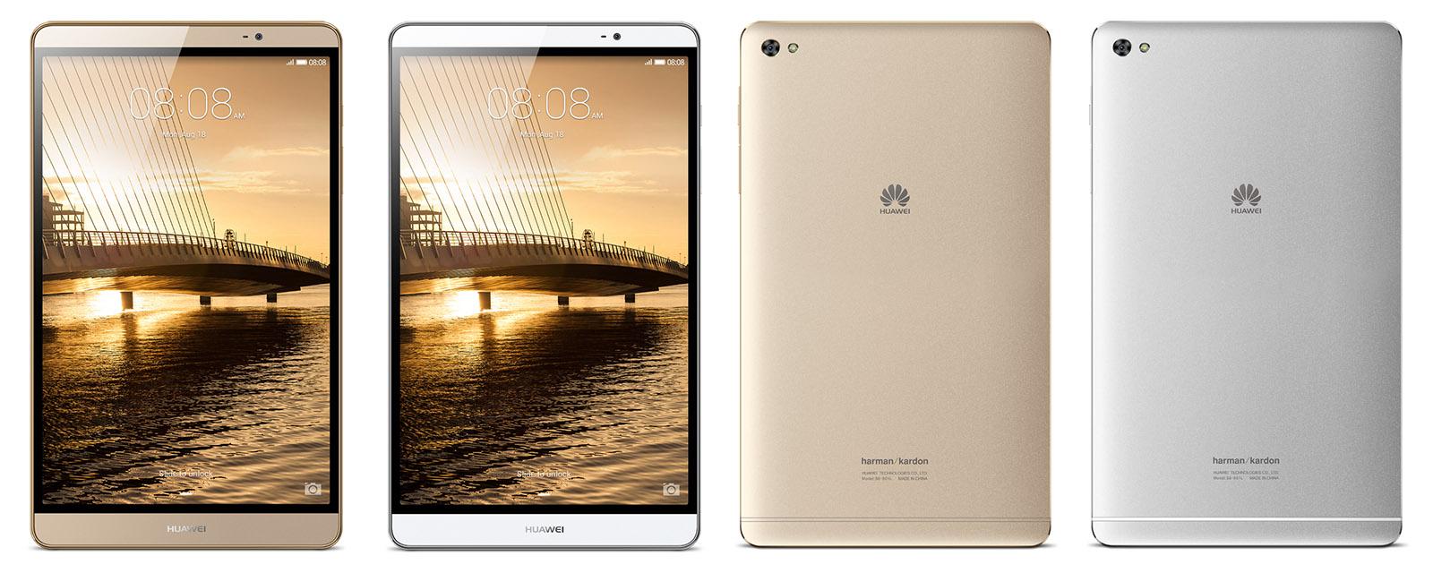 Huawei MediaPad M2 все цвета (colors)