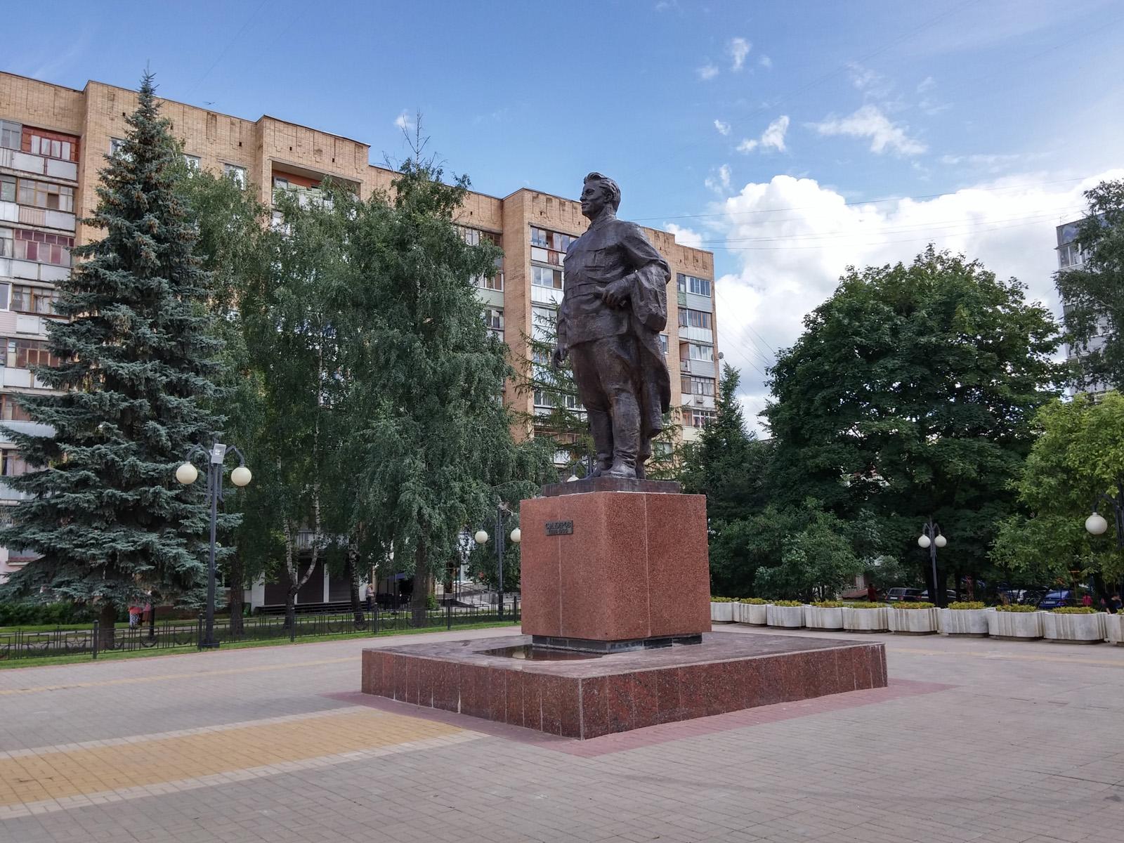 Памятник Кирову LG G3