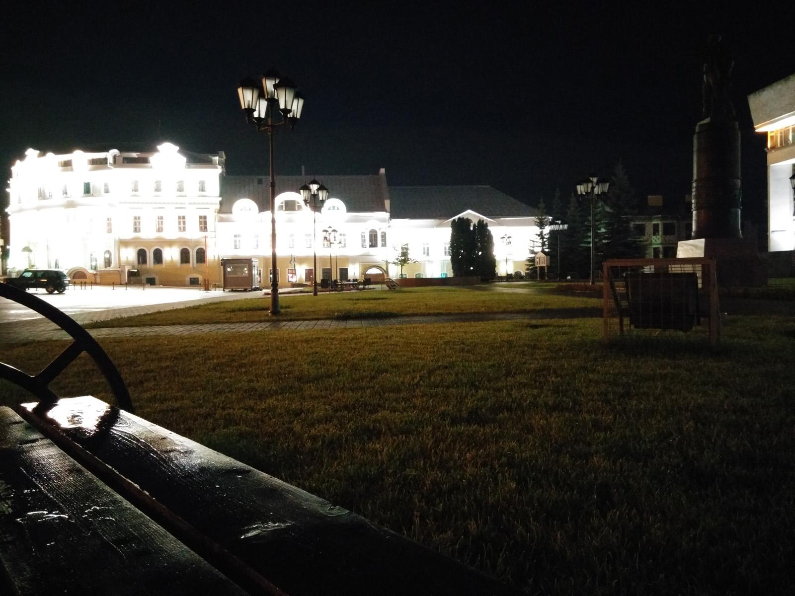 Ночной кадр (LG G3)