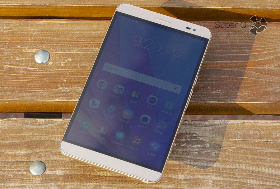 Дисплей Huawei MediaPad X2