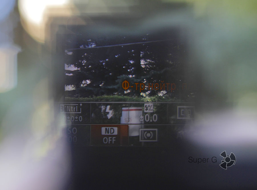 OLED-видеоискатель в Sony RX100M3