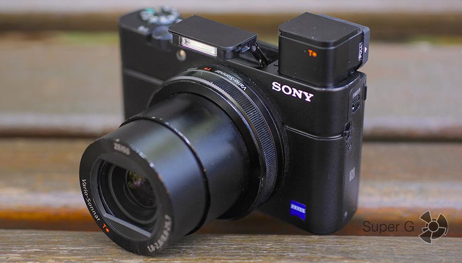 Обзор компактной камеры Sony RX100M3
