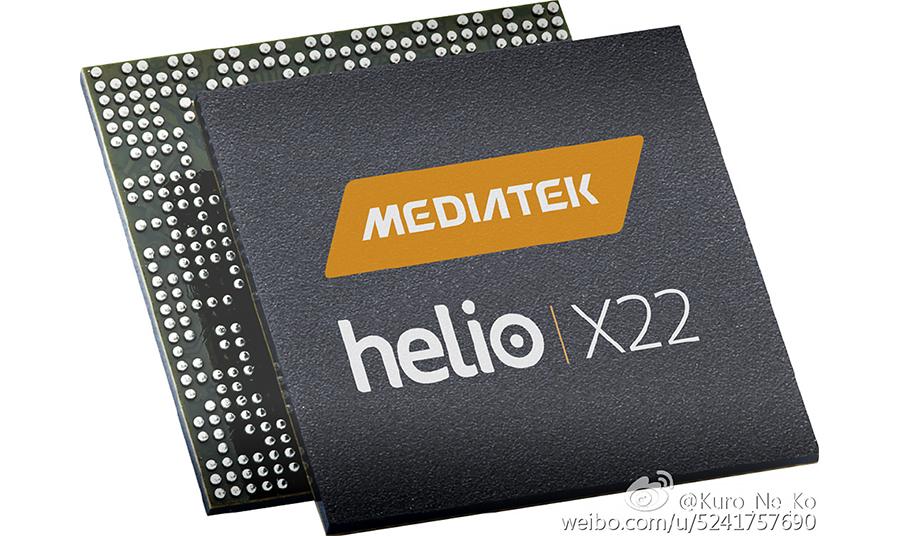 MediaTek Helio X22