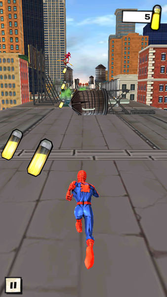 Spider-Man на Fly Evo Chic 4