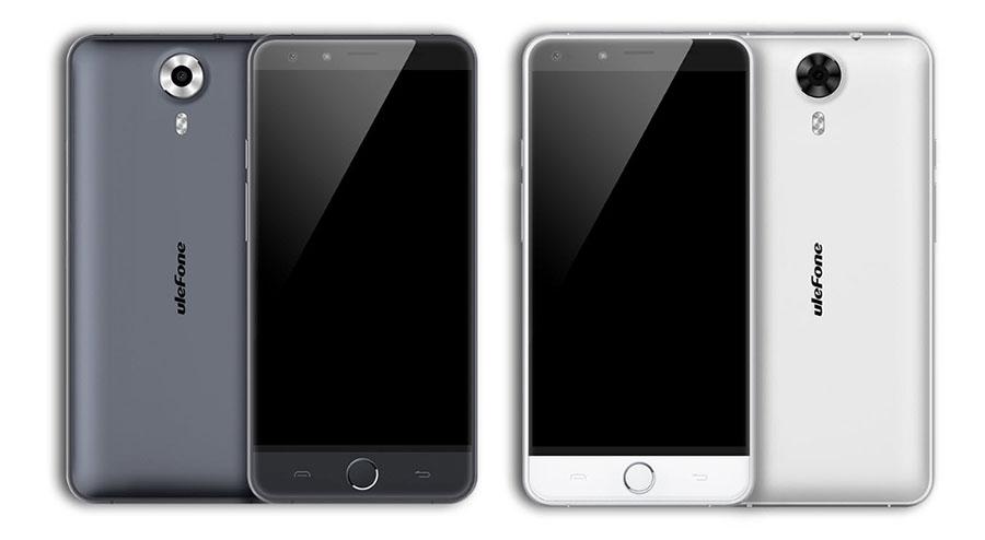 Ulefone Be Touch 2 Черный и белый