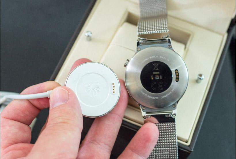 Зарядное устройство и кабель питания для Huawei Watch