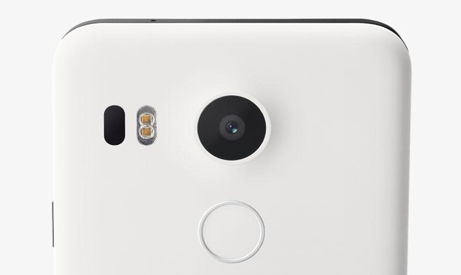 Камера Google Nexus 5X
