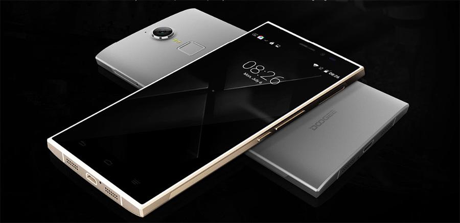 Китайский смартфон DOOGEE F5