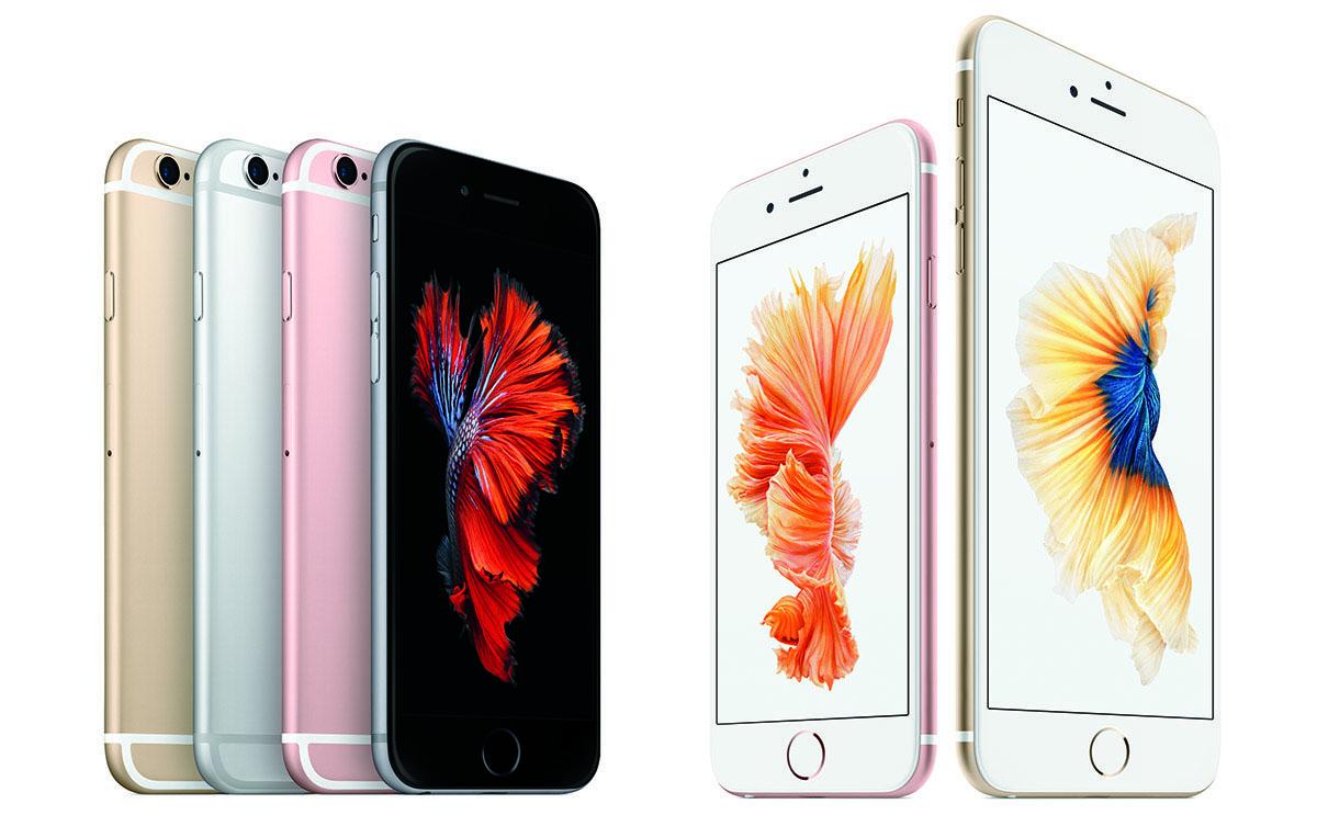 Модификации iPhone 6S и поддержка LTE или 4G