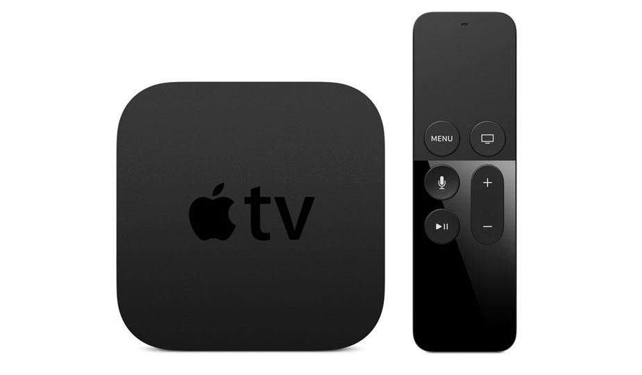 Новая ТВ приставка Apple TV