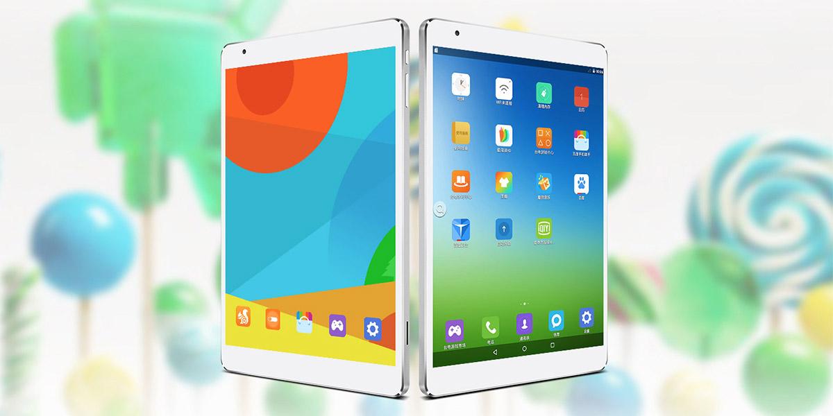 Teclast X98 Air III - недорогой планшет с экраном, как у iPad Air 2