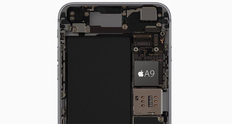 Процессор A9 и другие характеристики iPhone 6S