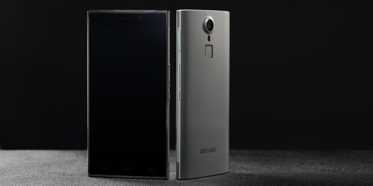 Смартфон DOOGEE F5 4G со сканером отпечатков пальцев