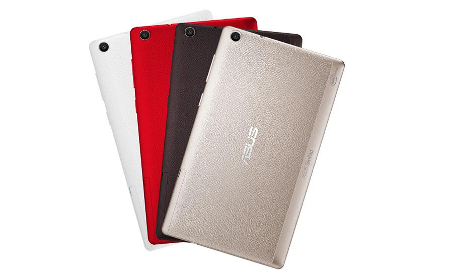 Цвета корпуса ZenPad C 7.0