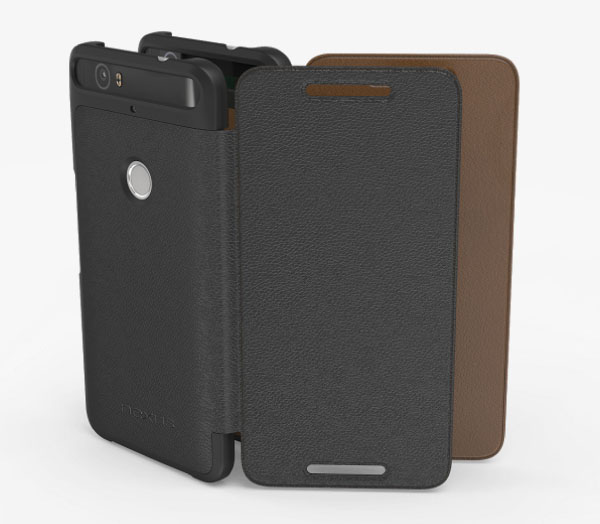 Чехол-книжка для Nexus 6P от 50 евро
