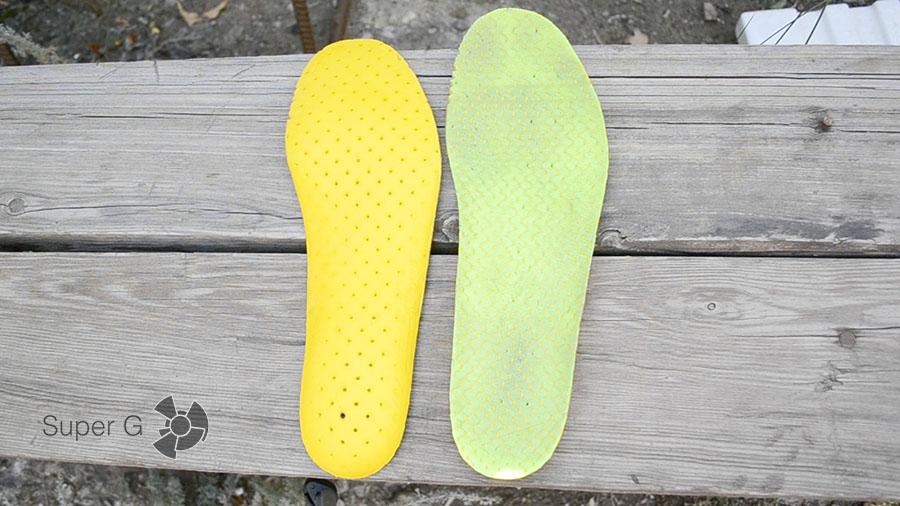 Стельки для кроссовок Li-Ning Smart