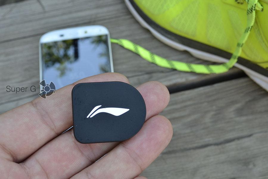 Специальный датчик для кроссовок Li-Ning Smart
