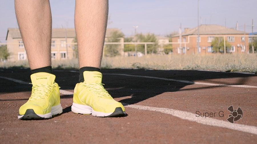 кроссовки Li-Ning Smart для бега