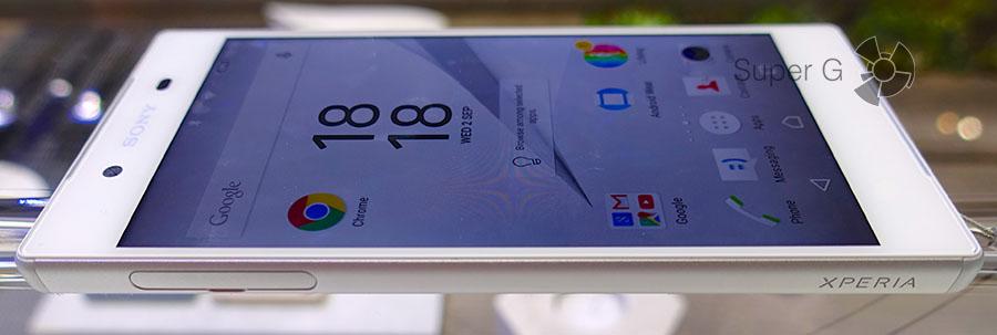 Флагман Sony Xperia Z5