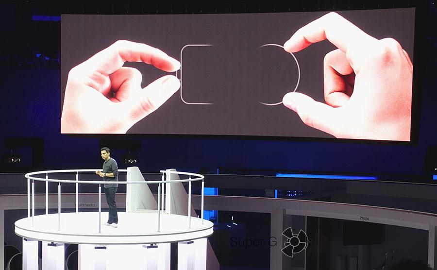 Сравнение управления Apple Watch и Samsung Gear S2
