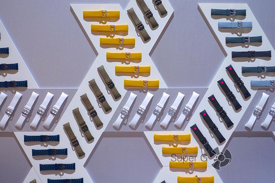 Сменные ремешки для Samsung Gera S2