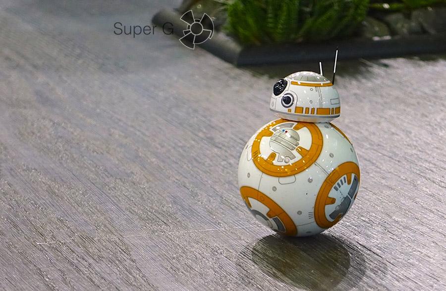 Умный робот BB-8 App Enabled Droid