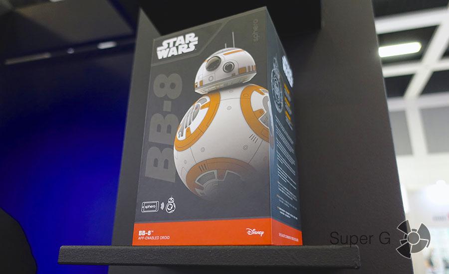 Сколько стоит и где купить Sphero  BB-8