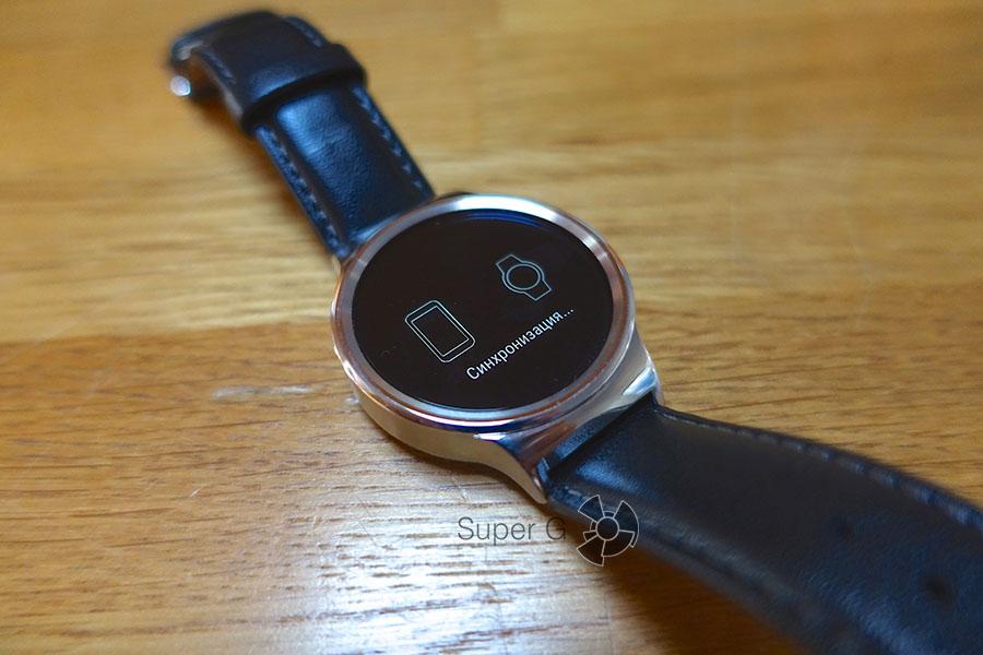 Энергосберегающий режим экрана Huawei Watch