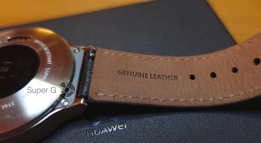 Какие ремешки доступны для Huawei Watch