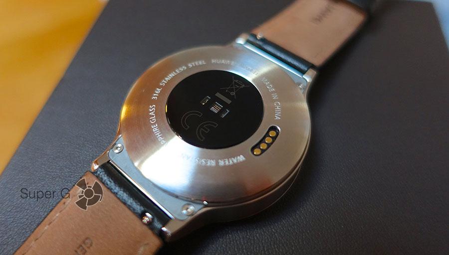 Датчик сердечного ритма или пульсометр Huawei Watch