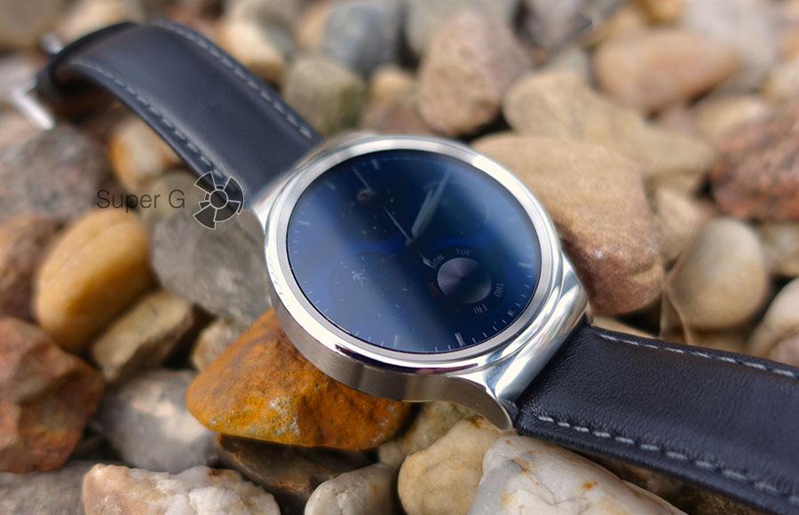 Дисплей Huawei Watch