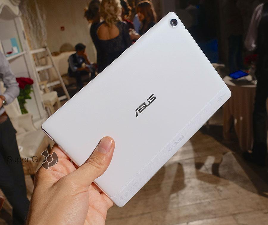 Белый ZenPad 8.0